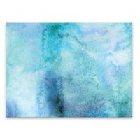 Aquamarine I 30-Inch x 40-Inch Acrylic Wall Art