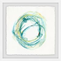 Marmont Hill Orbital Path IV 12-Inch Squared Framed Wall Art