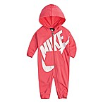 Nike® Size 3M Play All Day Coverall in Pink Nebula