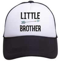"""Little Brother"" Toddler Trucker Hat"