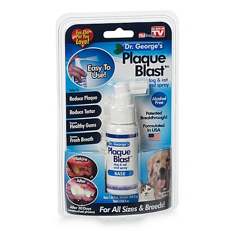 Dr. George's Plaque Blast™ for Pets