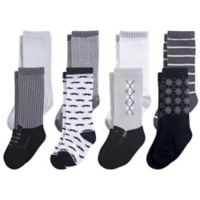 Hudson Baby® 12-24M 8-Pack Gentleman Knee High Socks