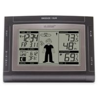 La Crosse Technology Wireless Weather Station with Sun/Moon and Advanced Forecast Icon