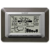 La Crosse Technology™ Wireless Forecast Station with Sun and Moon Icons