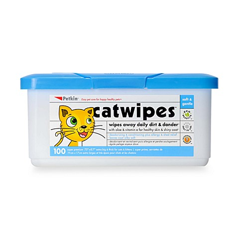 Petk in ® 100-Count CatWipes™