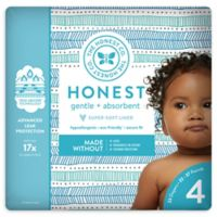 Honest 23-Pack Size 4 Diapers in Tribal Pattern