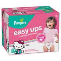 Pampers® Easy Ups Size 2-3T 74-Count Girl's Training Underwear