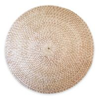 Rattan Round Placemat in Natural