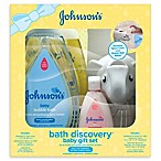 JJ BABY DIS BATH GIFT SET 6PC