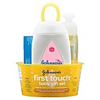 Johnson's® First Touch Baby Gift Set