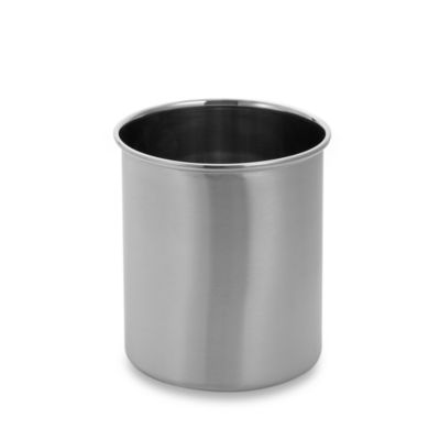 Captivating Stainless Steel Utensil Holder