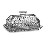 Waterford® Lismore Covered Butter Dish