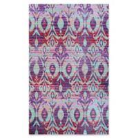 Couristan® Xanadu Toluca 3'11 x 5'3 Multicolor Area Rug