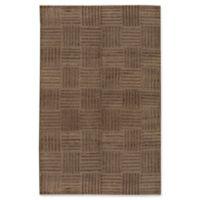 """Bokara Rug Company® Bokara Ooaks 5'11"""" X 9'2"""" Hand-Knotted Area Rug in Brown"""