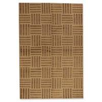 """Bokara Rug Company® Bokara Ooaks 6' X 8'11"""" Hand-Knotted Area Rug in Brown"""