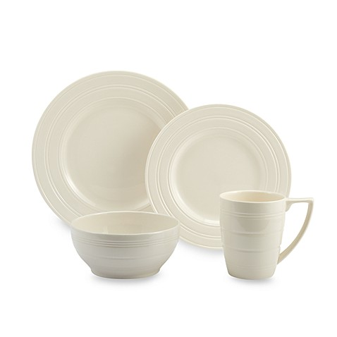 Wedgwood® Jasper Conran Casual Cream Dinnerware  sc 1 st  Bed Bath \u0026 Beyond & Wedgwood® Jasper Conran Casual Cream Dinnerware - Bed Bath \u0026 Beyond