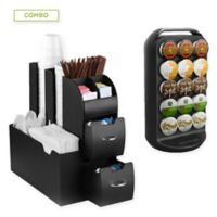 Mind Reader 30-Count K-Cup® Carousel and Organizer in Black