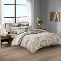 INK+IVY Mira King/California King Duvet Cover Set in Blush