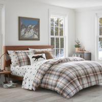 Eddie Bauer® Classic Plaid Red Full/Queen Comforter Set