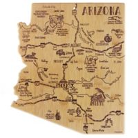 Totally Bamboo® Arizona Destination Cutting Board