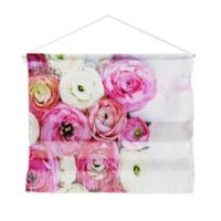 Deny Designs Bree Madden Floral Beauty Landscape 16-Inch x 22-Inch Wall Hanging