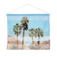 Deny Designs Desert Palms 16-Inch x 22-Inch Wall Hanging