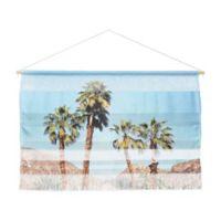 Deny Designs Desert Palms 32-Inch x 47-Inch Wall Hanging