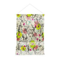 Deny Designs Pattern State Woodland 31.5-Inch x 22-Inch Wall Hanging