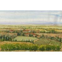 Marmont Hill Wine Country View II 36-Inch x 24-Inch Canvas Wall Art