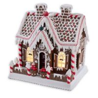 Kurt Adler 11-Inch Gingerbread House