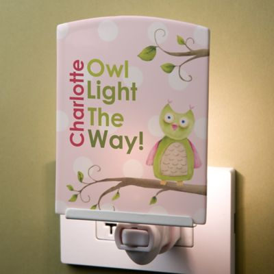 Owl About You Nightlight