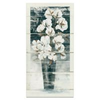 Country Cotton 17-Inch x 34-Inch Canvas Wall Art