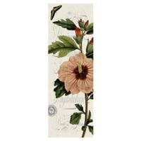 Stephanie Monahan Botanical Panel 36-Inch x 12-Inch Canvas Wall Art