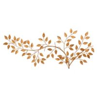47-Inch x 21-Inch Metal Tree Branch Wall Art