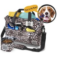 Overland Dog Gear Day Away Tote Bag in Animal