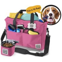 Overland Dog Gear Day Away Tote Bag in Print