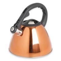 Mr. Coffee® Clarendon 2.6 qt. Tea Kettle in Copper