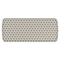 "GelPro® 20"" x 48"" Holly Elite Anti-Fatigue Kitchen Mat in Flax"