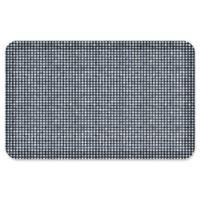 """NewLife® by GelPro® 20"""" x 32"""" Designer Comfort Kitchen Mat in Navy"""