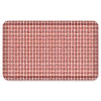 """NewLife® by GelPro® 20"""" x 32"""" Designer Comfort Kitchen Mat in Cherry"""