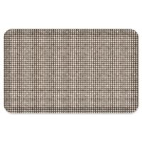 "NewLife® by GelPro® 20"" x 32"" Designer Comfort Kitchen Mat in Cafe"