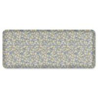 "NewLife® by GelPro® 20"" x 48"" Designer Comfort Kitchen Mat in Grey Lake"