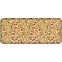 "NewLife® by GelPro® 20"" x 48"" Designer Comfort Kitchen Mat in Gold Jewel"