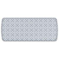 """GelPro® Elite Parker 20"""" x 48"""" Anti-Fatigue Kitchen Mat in Blue Jay"""