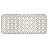 "GelPro® Elite Parker 20"" x 48"" Anti-Fatigue Kitchen Mat in Grey Owl"