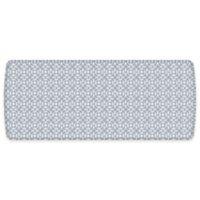 """GelPro® Elite Parker 30"""" x 72"""" Anti-Fatigue Kitchen Mat in Blue Jay"""