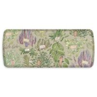 "GelPro® Elite Comfort Fresh Herbs 20"" x 48"" Floor Mat in Warm Stone"