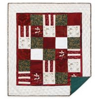 Elegant Traditions Throw Blanket in Cream