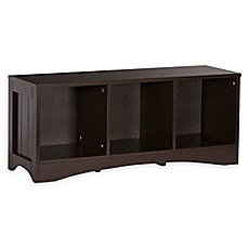 RiverRidge Kids Kidu0026#39;s Bench With 3 Storage Cubbies