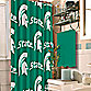 Michigan State 72-Inch x 72-Inch Fabric Shower Curtain